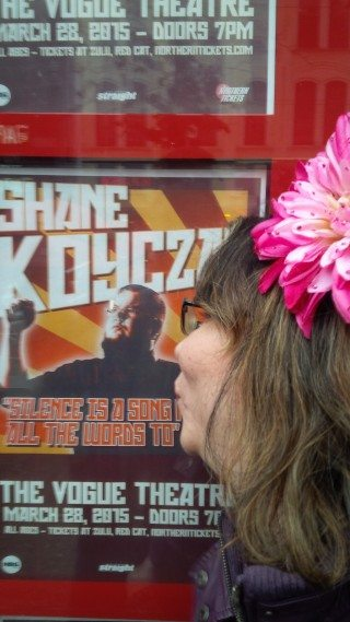Sparkly Shoes in the City: Lessons from Shane Koyczan