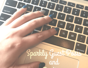 Sparkly Guest Posts and Mentions